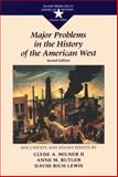 Major Problems in the History of the American West, Lewis, David Rich and Milner, Clyde A., II, 0669415804