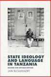State Ideology and Language in Tanzania, Blommaert, Jan, 0748675809