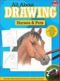 All about Drawing Horses and Pets, , 1600585809