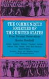 Communistic Societies of the United States, Charles Nordhoff, 0486215806