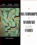 Relationships in Marriage and Family, Stinnet, Nick and Stinnet, Nancy, 0024175803