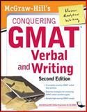 Conquering GMAT Verbal and Writing, Pierce, Doug, 0071775803