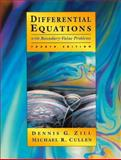 Differential Equations with Boundary-Value Problems, Zill, Dennis G. and Cullen, Michael R., 0534955800