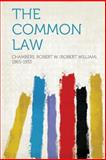 The Common Law, , 1313915807