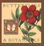 Butterflies and Botanicals Address Book, Stewart, Tabori and Chang Staff and Helen Buttfield, 1556705808