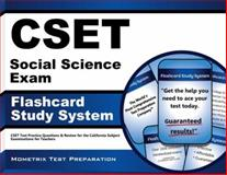 CSET Social Science Exam Flashcard Study System : CSET Test Practice Questions and Review for the California Subject Examinations for Teachers, CSET Exam Secrets Test Prep Team, 1609715802