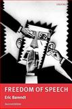 Freedom of Speech, Barendt, Eric, 0199225818