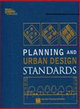 Planning and Urban Design Standards, American Planning Association Staff, 0471475815