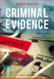 Criminal Evidence, Hails, Judy, 0495095818
