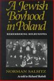A Jewish Boyhood in Poland : Remembering Kolbuszowa, Salsitz, Norman, 0815605811