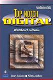 Top Notch Digital Fundamentals : Whiteboard Software, Saslow, Joan M. and Ascher, Allen, 0135155819