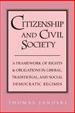 Citizenship and Civil Society 9780521635813