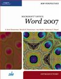 Microsoft Office Word 2007, Shaffer, Ann and Zimmerman, S. Scott, 1423905814