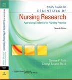 Nursing Research : Appraising Evidence for Nursing Practice, Polit, Denise F. and Beck, Cheryl Tatano, 0781785812