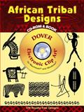 African Tribal Designs, Geoffrey Williams, 048699581X