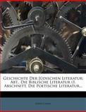 Geschichte der Jüdischen Literatur, David Cassel, 1272495817