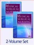 Medical-Surgical Nursing - 2-Volume Set : Assessment and Management of Clinical Problems, Lewis, Sharon L. and Heitkemper, Margaret M., 0323065813