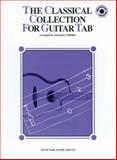 The Classical Collection for Guitar Tab, Alexander Gluklikh, 0898985811