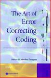 The Art of Error Correcting Coding, Morelos-Zaragoza, Robert H., 0471495816