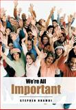 We're All Important, Stephen Nnamdi, 1491715812