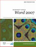 Microsoft Office Word 2007, Zimmerman, Beverly B. and Shaffer, Ann, 1423905822