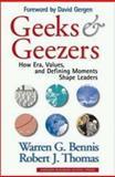 Geeks and Geezers 9781578515820