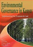 Environmental Governance in Kenya, C. Odidi Okidi and Patricia Kameri-Mbote, 9966255826