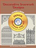 Decorative Ironwork Designs, Dover, 0486995828