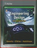 Engineering Design : An Introduction, O'Brien, Stephen and Hutchinson, John P., 1111645825
