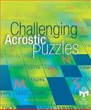 Challenging Acrostic Puzzles, Anne Brown, 1402705824