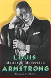 Louis Armstrong, Master of Modernism, Thomas Brothers, 0393065820