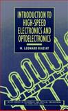 Introduction to High-Speed Electronics and Optoelectronics, Riaziat, M. L., 0471015822