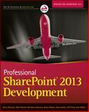 Professional SharePoint 2013 Development, Reza Alirezaei and Jeff Fried, 1118495829