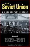 The Soviet Union, Edward Acton, Tom Stableford, 0859895823