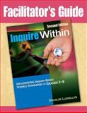 Facilitator's Guide to Inquire Within, Llewellyn, Douglas, 1412965829