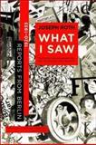 What I Saw, Joseph Roth and Joseph Roth, 0393325822