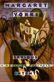 Serious Intent, Margaret Yorke, 0892965835