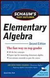 Elementary Algebra, Rich, Barnett, 0071745831
