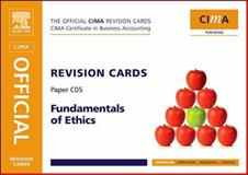 CIMA Revision Cards Fundamentals of Ethics, Corporate Governance and Business Law, Sagar, David, 0080965830