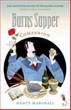 Burns Supper Companion, Marshall, Nancy, 1841585831