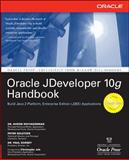 Oracle JDeveloper 10g Handbook, Koletzke, Peter and Dorsey, Paul, 0072255838