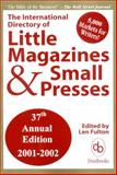 International Directory of Little Magazines and Small Presses, Fulton, Len, 0916685837