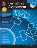 Formative Assessment Grade 3-4, Susan Collins, 1420635832