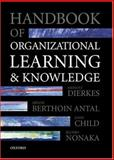 Handbook of Organizational Learning and Knowledge, , 0198295839