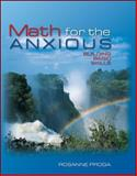 Math for the Anxious : Building Basic Skills, Proga, Rosanne, 007288584X