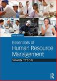 Essentials of Human Resource Management, Tyson, Shaun, 0415655846