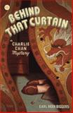 Charlie Chan in Behind That Curtain, Earl Derr Biggers, 0897335848