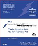 Coldfusion 5.0 Web Application Construction Kit, Forta, Ben, 0789725843
