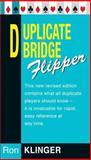 Duplicate Bridge Flipper, Ron Klinger, 030436584X