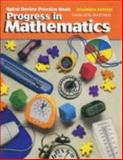 Progress in Mathematics, Spiral Review Practice Book, Gr. 4 9780821525845